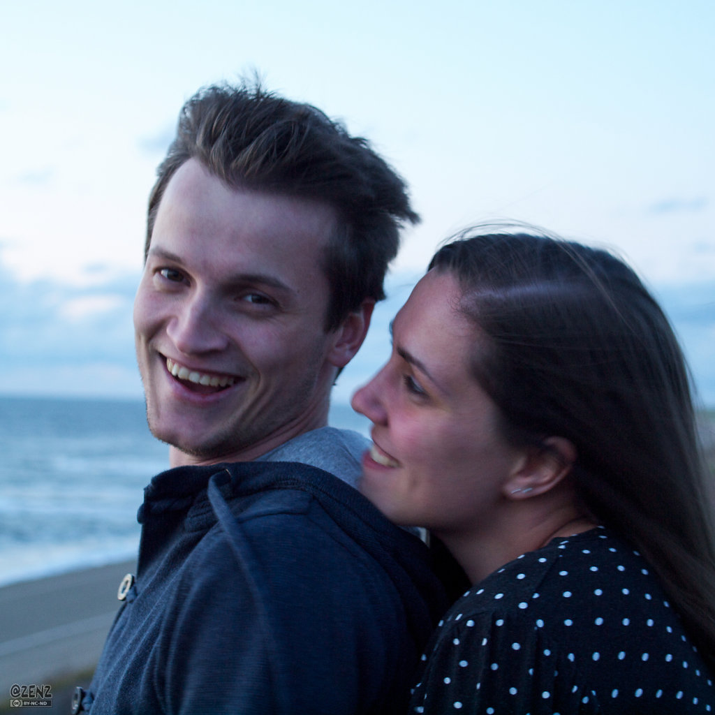 Kobus and Joëlle
