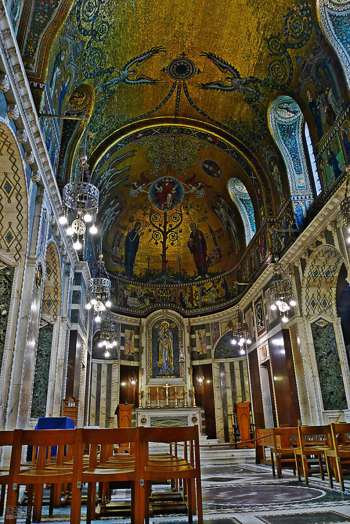 Westminster Cathedral (Lady Chapel)