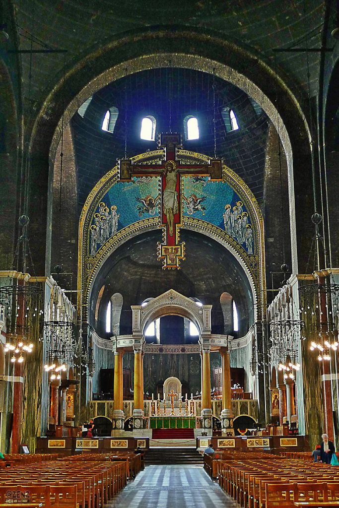 Westminster Cathedral (Nave and Sanctuary)